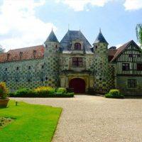 Tourism Castle Normandy