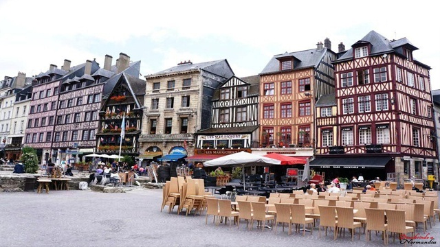 Rouen Tourism