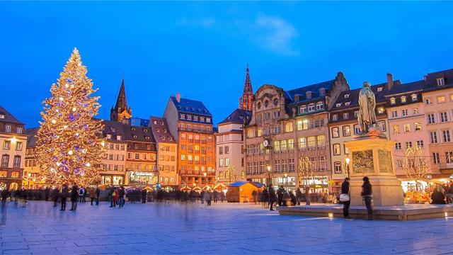 Alsace tour Strasbourg