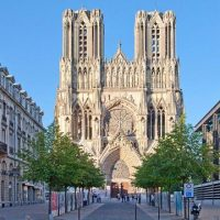 Champagne Reims - Reims City Tour
